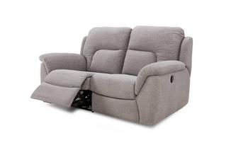 2 Seater Manual Recliner Amore