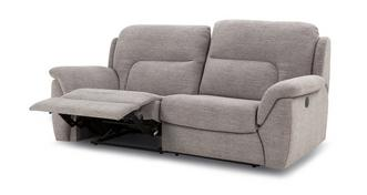 Kingston 3 Seater Electric Recliner