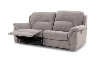 3 Seater Electric Recliner Amore