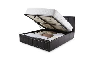 Double (4 ft 6) Storage Bedframe Faye