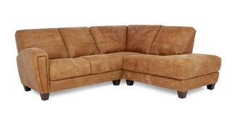 Lazio Left Hand Facing Arm Corner Sofa