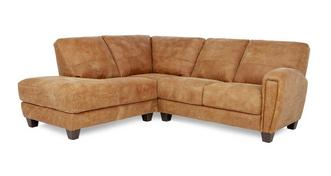 Lazio Right  Hand Facing Arm Corner Sofa