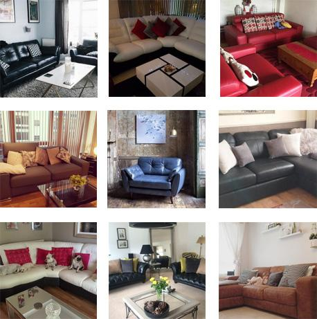 9 Leather Sofas Gallery images right