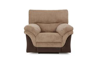 Electric Recliner Chair Wyndham Rib
