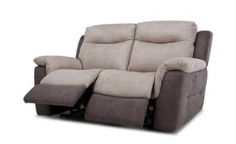 Logan 2 Seater Manual Recliner