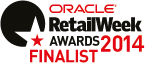 Oracle Retail Weeks Award 2014 Finalist Logo