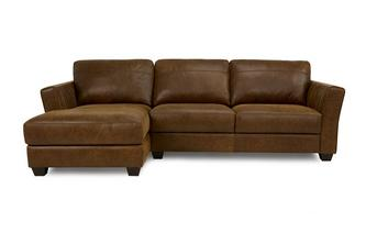 Left Hand Facing Chaise End Sofa Django