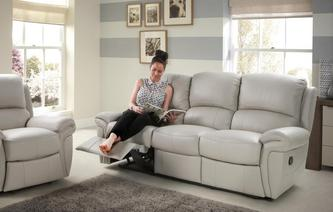 Loxley 3 Seater Manual Recliner Loxley