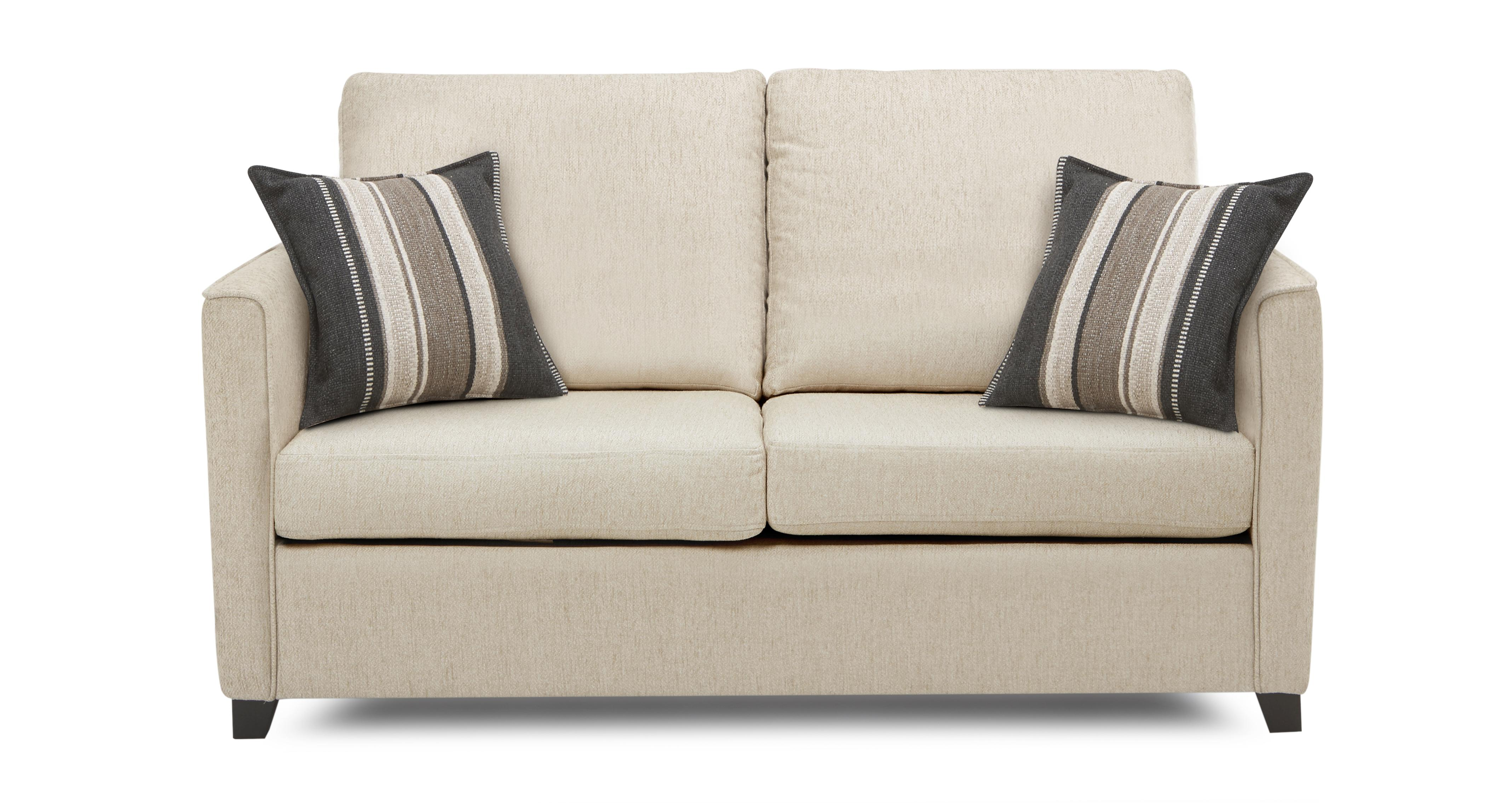 Lucia 2 Seater Deluxe Sofa Bed Dfs