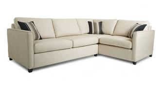 Lucia Left Arm Facing Corner Deluxe Sofa Bed