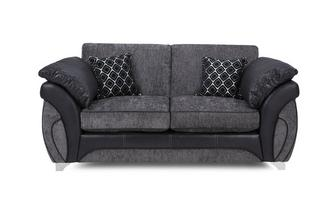 Large 2 Seater Formal Back Deluxe Sofa Bed Luna