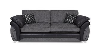 Luna 4 Seater Formal Back Sofa