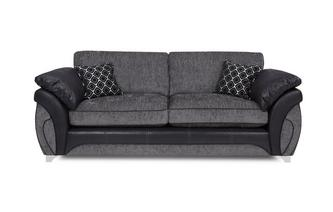 4 Seater Formal Back Sofa Luna