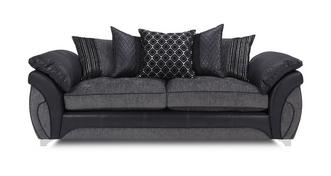 Luna 4 Seater Pillow Back Sofa