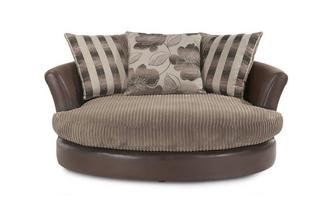 Cuddler Sofa Chantilly