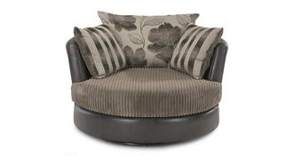 Lush Large Swivel Chair