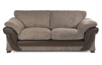 3 Seater Formal Back Deluxe Sofabed Chantilly