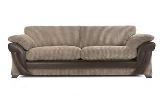4 Seater Formal Back Sofa Chantilly