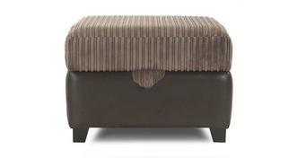 Lush Storage Footstool