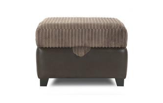 Storage Footstool Chantilly