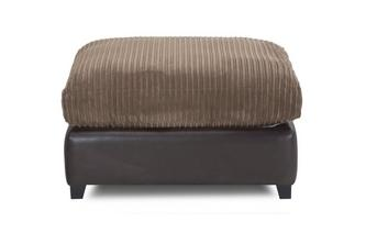 Lush Bed Stool Chantilly