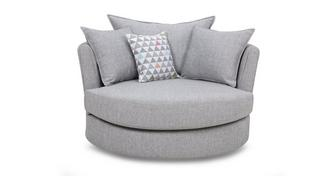 Lydia Large Swivel Chair