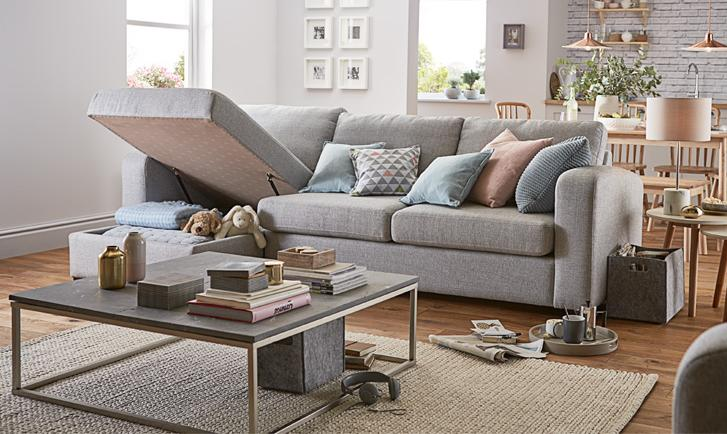Lydia sofabed Roomset