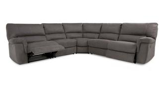 Maestro Option B 2 Corner 2 Manual Double Recliner