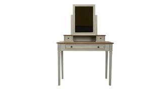 Mandalay Dressing Table and Mirror