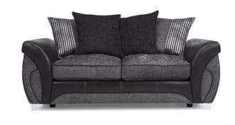 Matinee Large 2 Seater Pillow Back Deluxe Sofa Bed