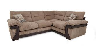 Mawson Left Arm Facing 2 Piece Corner Sofa