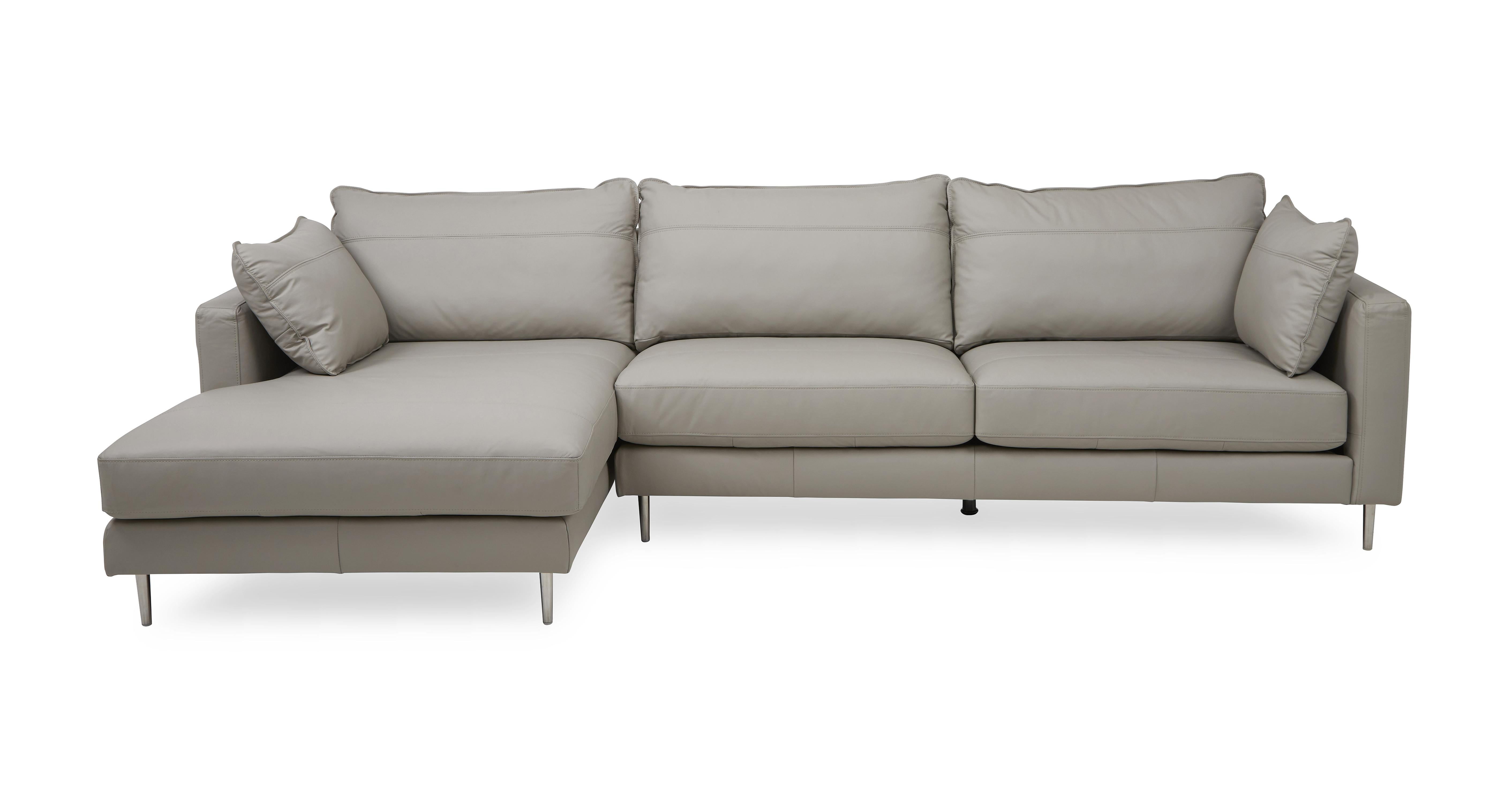 mazzini left hand facing chaise end sofa peru dfs