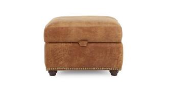 Mendez Storage Footstool