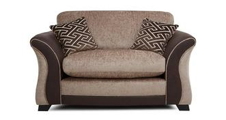 Merida Formal Back Cuddler Sofa