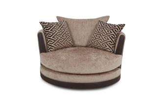 Large Swivel Chair Merida