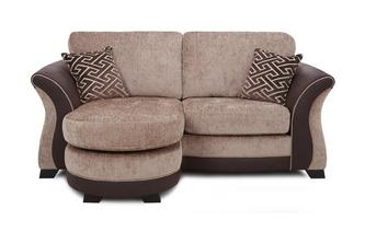 2 Seater Formal Back Lounger