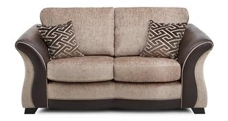 Merida Small 2 Seater Formal Back Sofa