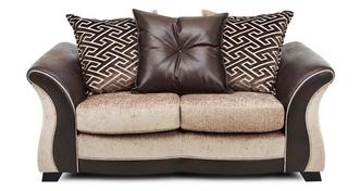 Merida Small 2 Seater Pillow Back Sofa