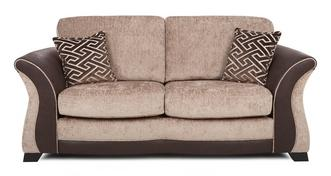 Merida Large 2 Seater Formal Back Deluxe Sofa Bed