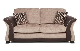 Large 2 Seater Formal Back Deluxe Sofa Bed Merida