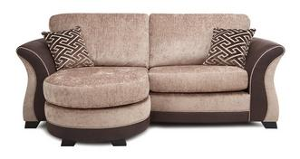 Merida 3 Seater Formal Back Lounger