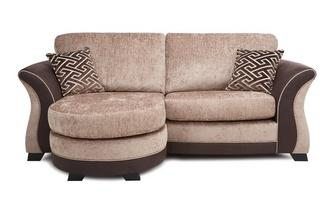 3 Seater Formal Back Lounger Merida