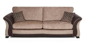 Merida 4 Seater Formal Back Sofa