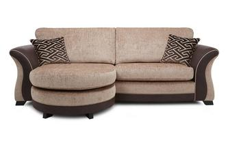 4 Seater Formal Back Lounger Merida