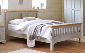 Millhouse Double (4 ft 6) Bedframe Millhouse