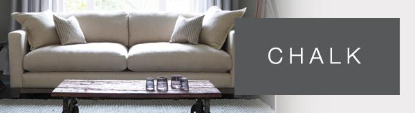 Chalk sofa range