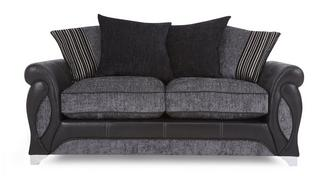 Myriad Large 2 Seater Pillow Back Deluxe Sofa Bed