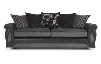 4 Seater Pillow Back Sofa Myriad