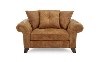 Pillow Back Cuddler Chair Outback