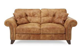 2 Seater Formal Back Sofa Outback